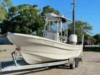 2017 Andros Tarpon 26 Loaded Boat with trailer.