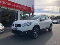 Nissan Qashqai N-Tec Plus 5dr PETROL MANUAL 2012/12