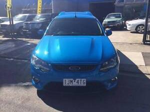 2010 Ford Falcon Ute Kingsville Maribyrnong Area Preview
