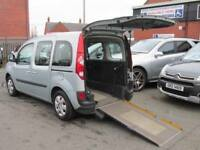 wheelchair car, Renault Kangoo diesel disabled access vehicle, mobility