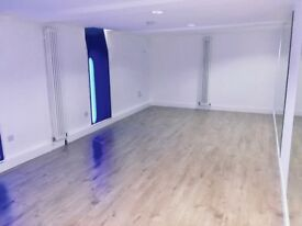 Studio Space to hire - Castings, filming, photography, events, parties, courses