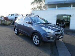 2011 Hyundai ix35 LM MY11 Active Grey 5 Speed Manual Wagon Nowra Nowra-Bomaderry Preview