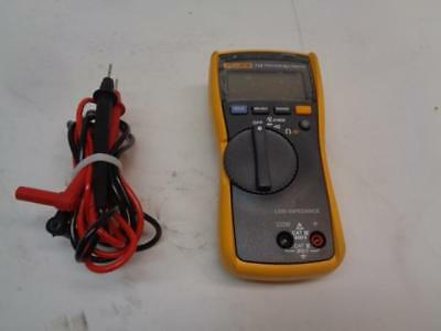 1 New Fluke 113 Digital Multimeter 600v 60 Kohms Fluke-113 R6