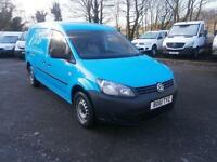 Volkswagen Caddy Maxi C20 1.6 Tdi 102Ps Van DIESEL MANUAL BLUE (2011)