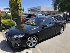 2012 Ford Falcon FG MkII XR6 Ute Super Cab Turbo Grey 6 Speed Sports Automatic Utility