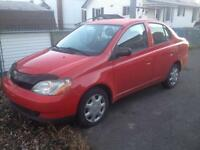 2001 Toyota Echo AUTOMATIQUE ECHANGE POSSIBLE