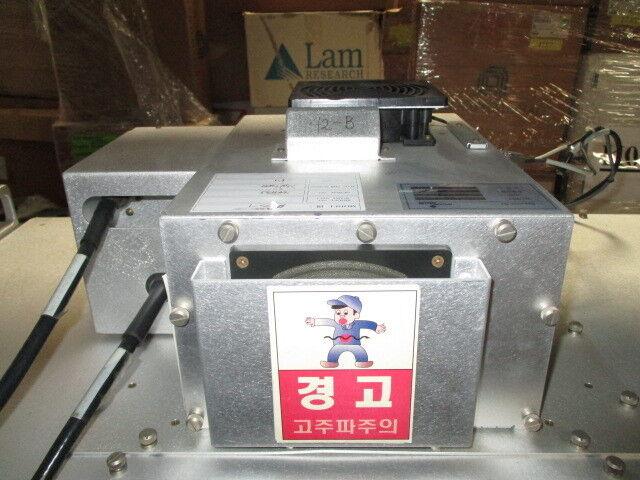 Trazar RFDS-1 RF Match, 3884-001, Samsung, 24 VDC, 5 Amp, 553-07491-00, 418895