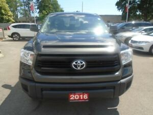 2016 Toyota Tundra SR 4x4 Double Cab 145.7 in. WB