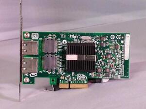 0X3959 NIC Server Dell Intel PRO1000PT PCI-E Dual Gigabit
