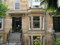 Flatshare in Strathbungo, south side, close to city centre