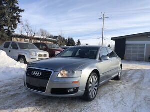 2006 Audi A8 L 4.2L*** Premium Package***AWD***Only 164041km ***