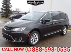 2017 Chrysler Pacifica TOURING L PLUS Accident Free,  Leather,