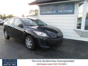 2010 Mazda Mazda3 GX.No Accident
