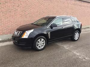 2014 Cadillac SRX LUXURY, AWD, 3.6, NAV, PANO ROOF