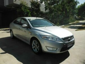 2010 Ford Mondeo Silver 6 Speed Automatic Hatchback Kedron Brisbane North East Preview