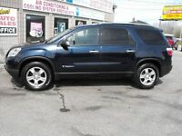 2008 GMC ACADIA  8 PASSENGER  LOADED  SAFETY & E-TESTED Windsor Region Ontario Preview