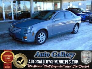 2007 Cadillac CTS *Leather