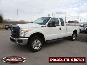 2011 Ford F-250 XLT Super Duty Ext Cab