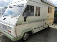 Talbot EXPRESS 1300 D MOTORHOME, Exceptional Condition