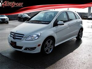 2011 Mercedes-Benz B-Class B200 |TURBO