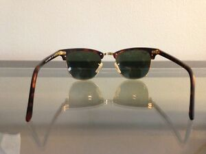 Ray-Ban Clubmaster Tortoise/Gold Sunglasses Windsor Region Ontario image 4
