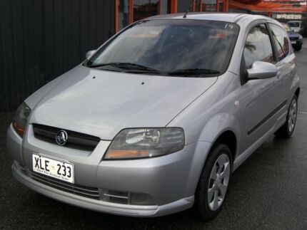 2006 Holden Barina TK  5 Speed Manual Hatchback Enfield Port Adelaide Area Preview