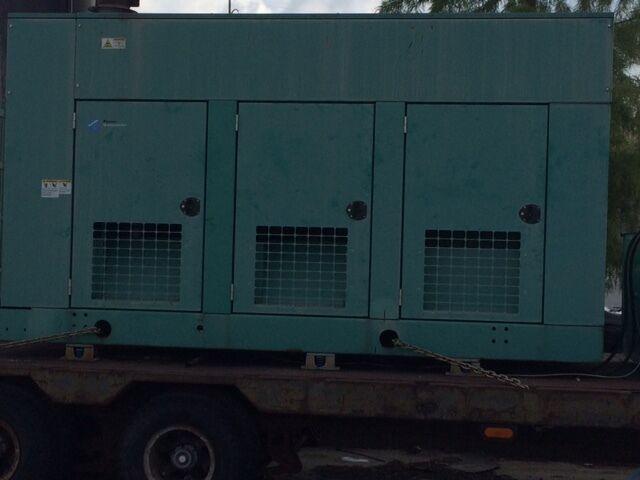 500kw  Cummins Generator