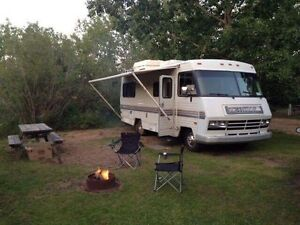 MOTOR HOME FOR RENT