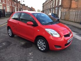toyota yaris one former lady owner full 12 months mot included