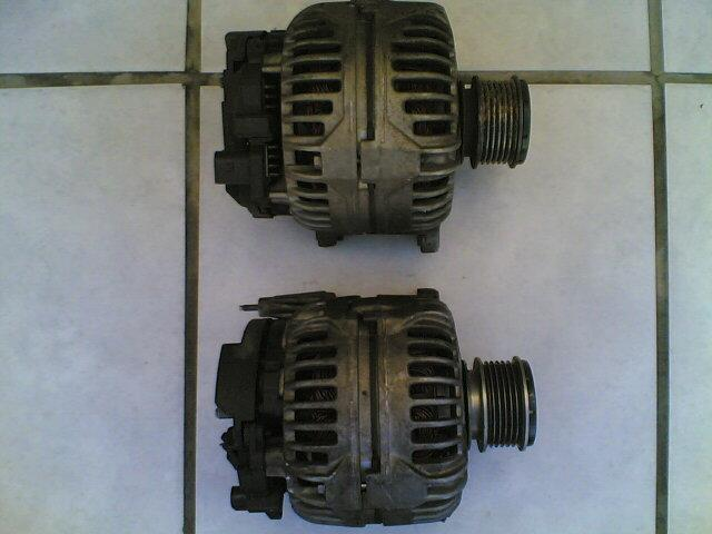 vw polo,golf 5 alternators