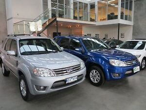 2008 Ford Escape ZD 4 Speed Automatic Wagon Keilor Park Brimbank Area Preview