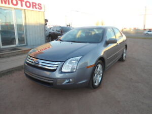 2007 Ford Fusion SEL***CLEAN CARPROOF***LEATHER***114,000KM***
