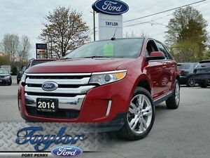 2014 Ford Edge SEL *AWD* *V6* *LEATHER* *NAV*