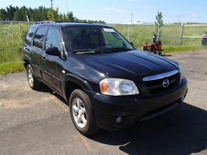 parting out 2006 mazda tribute