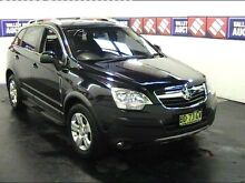 2009 Holden Captiva CG MY10 5 (FWD) Black 5 Speed Manual Wagon Cardiff Lake Macquarie Area Preview