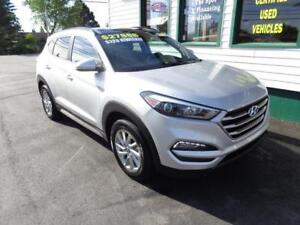 2018 Hyundai Tucson SE AWD for only $216 bi-weekly all in!