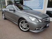 Mercedes-Benz E350 3.0CDI ( 231bhp ) BlueF Aut CDI F/S/H Sport P/X Swap