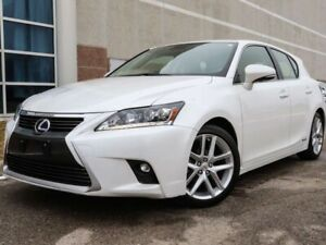 2016 Lexus CT 200h CT 200h | HYBRID! | Reverse Camera | Heated F