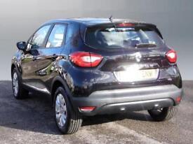 Renault Captur EXPRESSIONPLUS CONVENIENCE ENERGYTCE S/S (black) 2013-11-18