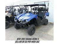 GREAT DEALS ON YAMAHA SIDE X SIDES ONLY AT RAE'S