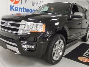 2017 Ford Expedition MAX platinum ... the big body!!