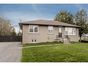2 BDRMs + den Upper level at legal Duplex for rent at Ardagh are