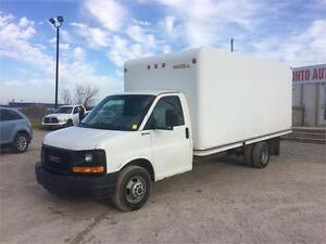 2003 GMC CUBE TRUCK - CLEAN - GAS-LOW KM - AUTOMATIC