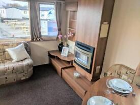 Classic Rio Caravan, 2 bed, sleeps 6, choice of pitch, includes 2018 fees.
