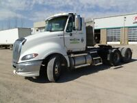 2011 International ProStar +122, Used Day Cab Tractor