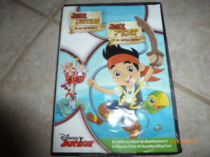 DVD enfant, Jake Pirates du pays imaginaire