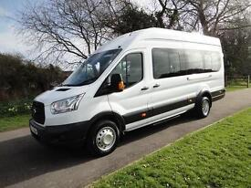 Ford TRANSIT 460 ECONETIC TECH 17str Factory Minibus