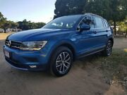 2017 Volkswagen Tiguan 5N MY18 132TSI DSG 4MOTION Comfortline Blue 7 Speed Maryborough Fraser Coast Preview