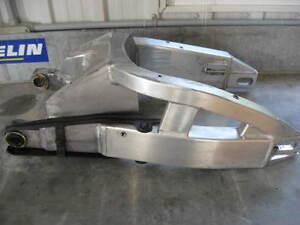 Custom alloy swingarm - 1986 VFR750 Honda!!