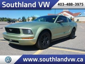 2006 Ford Mustang **LEATHER-SUNROOF**